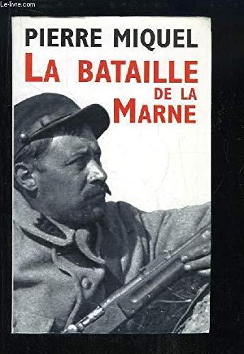 9782702888315: La bataille de la Marne