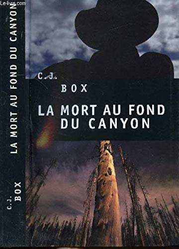 9782702899786: La mort au fond du canyon