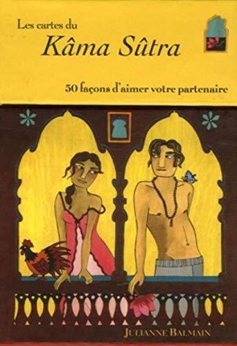 Les cartes du Kâma Sûtra : 50: Julianne Balmain; Trisha