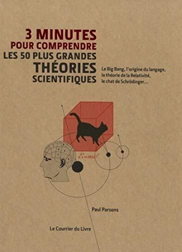 9782702907832: 3 minutes pour comprendre les 50 plus grandes théories scientifiques (French Edition)