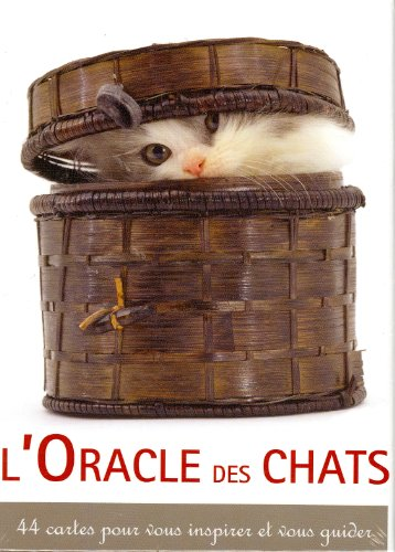 9782702908204: L'oracle des chats (French Edition)
