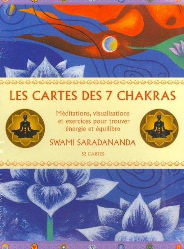 9782702909249: Les cartes des 7 chakras : Méditations, visualisations et exercices pour trouver énergie et équilibre