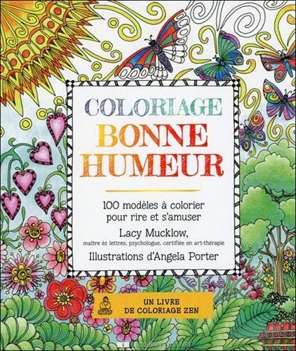9782702911334: Coloriage bonne humeur : 100 mod�les � colorier pour rire et s'amuser