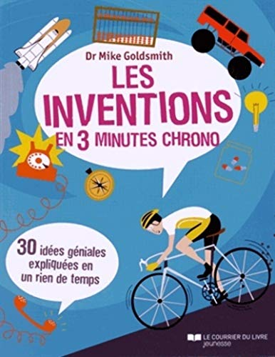 INVENTIONS EN 3 MINUTES CHRONO -LES-: GOLDSMITH MIKE
