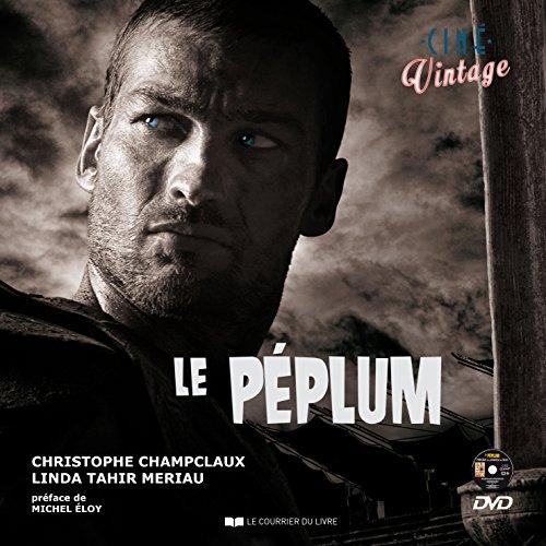 PEPLUM -LE- + DVD: CHAMPCLAUX TAHIR MER
