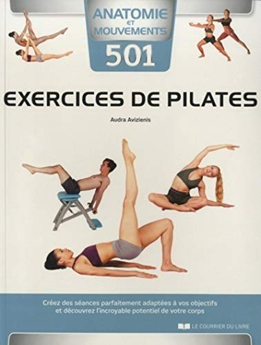 9782702915264: 501 exercices de pilates