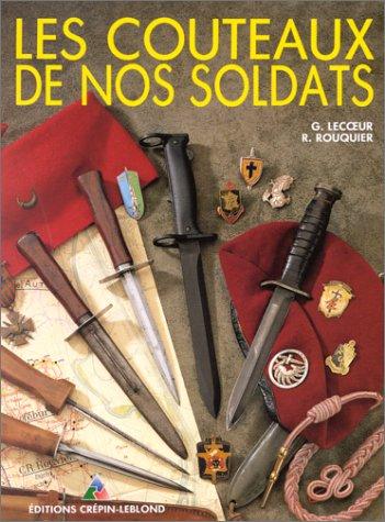 9782703000815: LES COUTEAUX DE NOS SOLDATS
