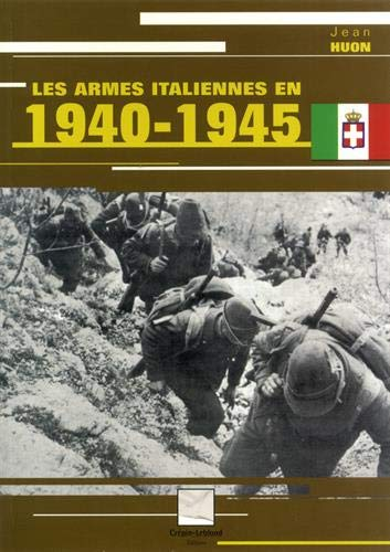 9782703002819: Les armes italiennes en 1940-1945 (French Edition)