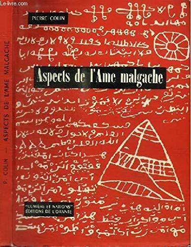 9782703110521: Aspects de l'Ame Malgache