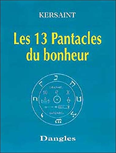 13 PANTACLES DU BONHEUR: DE KERSAINT JEAN-POL