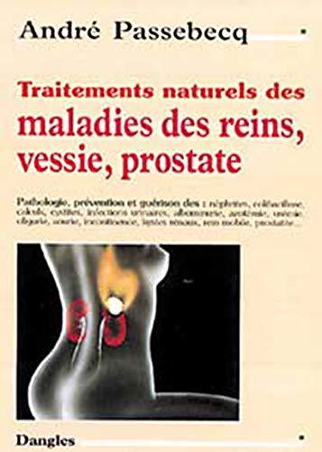 9782703302919: Traitements naturels des maladies des reins, vessie, prostate