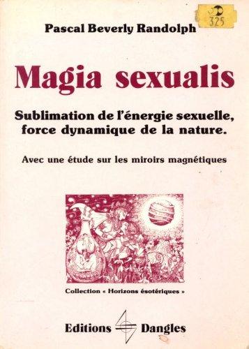 9782703303633: Magia sexualis