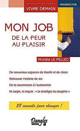 9782703308232: Mon job (French Edition)