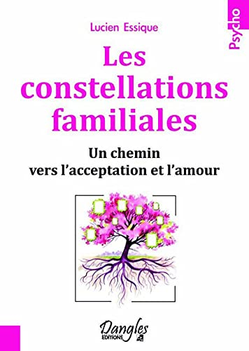 9782703309598: Les constellations familiales - Un chemin vers l'acceptation et l'amour