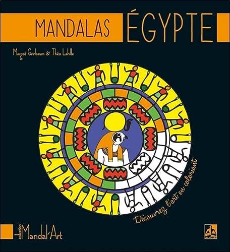 MANDALAS ÉGYPTE: GRINBAUM MARGOT