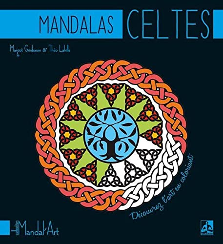 9782703310631: Mandalas Celtes