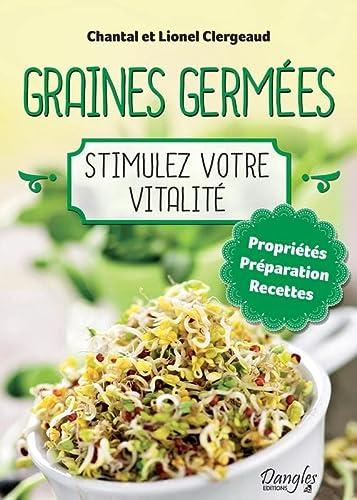 9782703311089: Graines germées - Stimulez votre vitalité