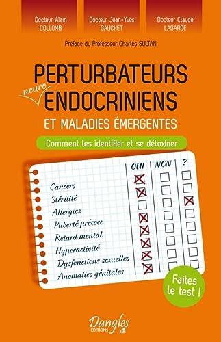 9782703311102: Perturbateurs neuro-endocriniens et maladies émergentes