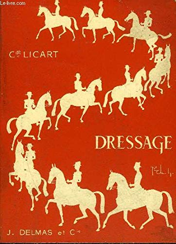 9782703400752: Dressage (French Edition)