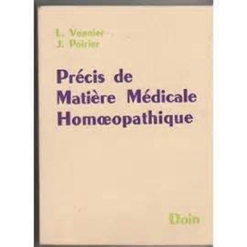 9782704000883: Précis de matière médicale hom?opathique