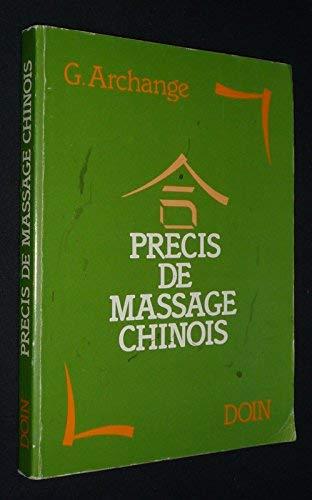 9782704001088: Précis de massage chinois