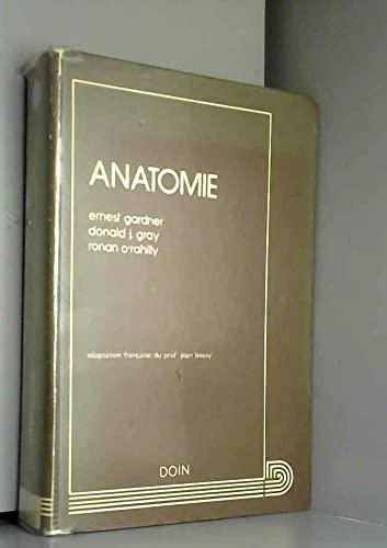 9782704001255: Anatomie
