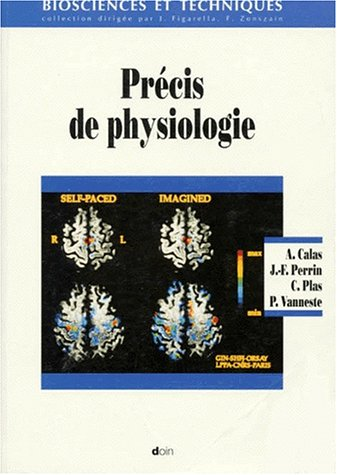 9782704007486: Precis de physiologie (French Edition)