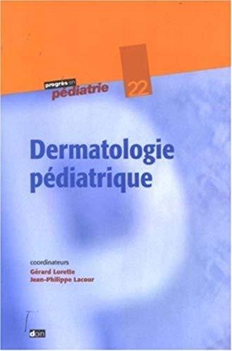 9782704012176: Dermatologie p�diatrique
