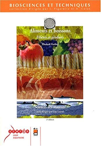 Aliments et boissons (French Edition): Elisabeth Vierling