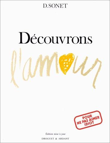 9782704107360: DECOUVRONS L'AMOUR