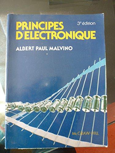 9782704211760: Principes d'électronique