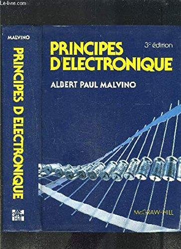 9782704212187: Principes d'électronique : cahier de laboratoire