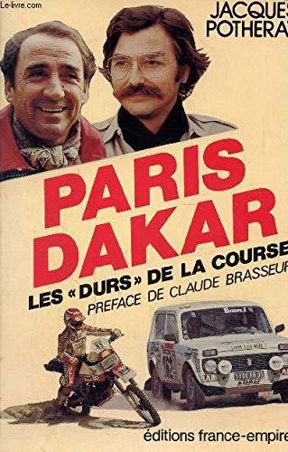 """Paris Dakar. Les """"durs"""" de la course: Potherat (Jacques)"""