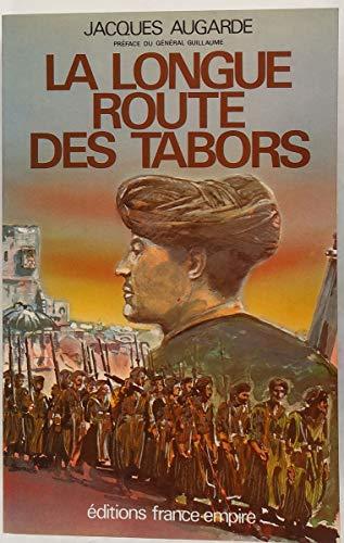9782704803255: La longue route des tabors (French Edition)