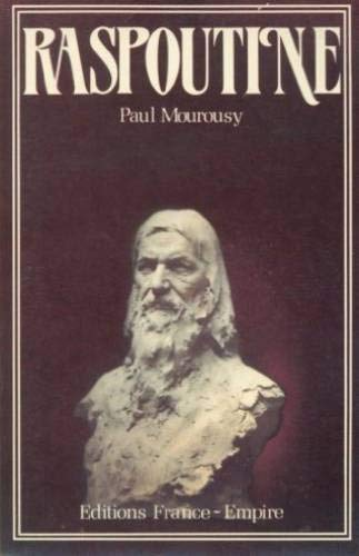 Raspoutine (French Edition): Mourousy, Paul