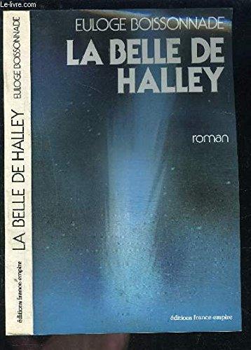 9782704804627: La belle de Halley: Roman (French Edition)