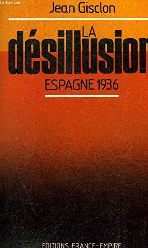 DESILLUSION (French Edition)