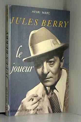 9782704805907: Jules Berry, le joueur