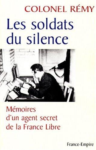 9782704808540: Les mémoires d'un agent secret de la France libre