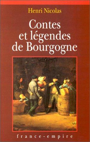 9782704808861: Contes et légendes de Bourgogne