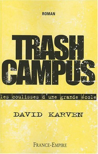 9782704810635: Trash campus