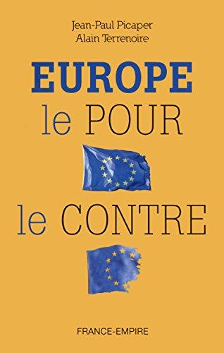 9782704812653: Europe le pour le contre