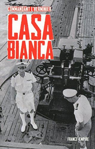 9782704812844: Casabianca - Commandant l'Herminier