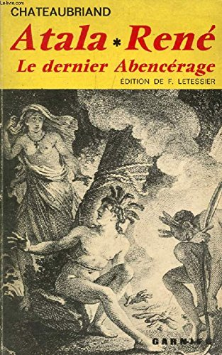 9782705000271: Atala Rene Le Dernier Abencerage