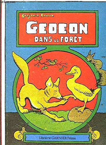 9782705000790: Gedeon dans la foret (French Edition)