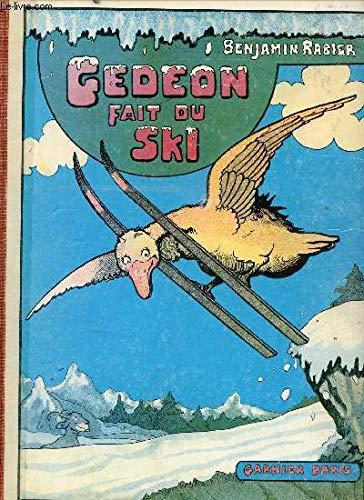 9782705002411: Gédéon fait du ski