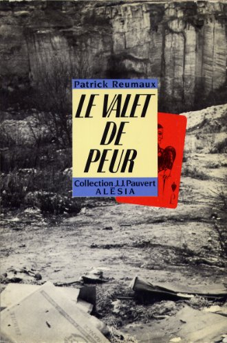 9782705004736: Le valet de peur (Collection J.J. Pauvert) (French Edition)