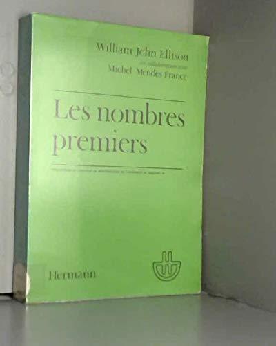 9782705613662: Les nombres premiers