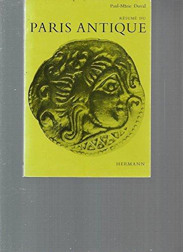 Résumé du Paris antique: Duval