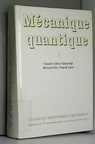 9782705657338: Mecanique quantique (Collection Enseignement des sciences, 16) (French Edition)